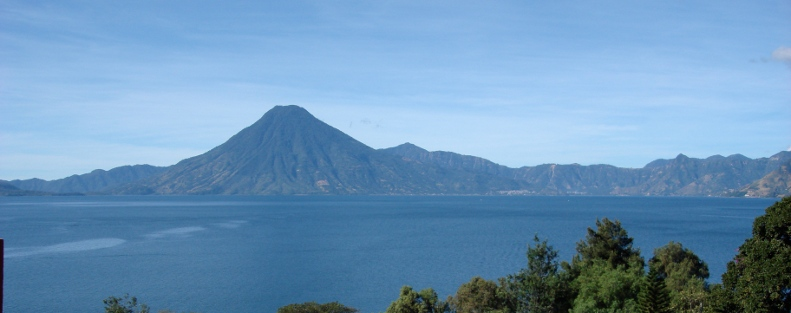 Lake Atitlan/Waters of Mormon